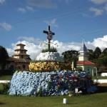 Cruz Machado Monumento Irmã Ambrósia