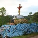 Monumento Irmã Ambrósia Rio das Antas Cruz Machado