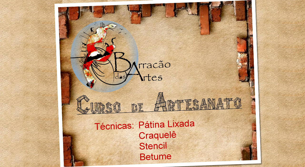 Secretaria da Cultura promove Curso de Artesanato