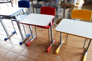 Capa Site Escolas municipais de Cruz Machado recebem novas carteiras escolares