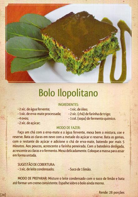 Confira as receitas derivadas de erva-mate em Cruz Machado (3)