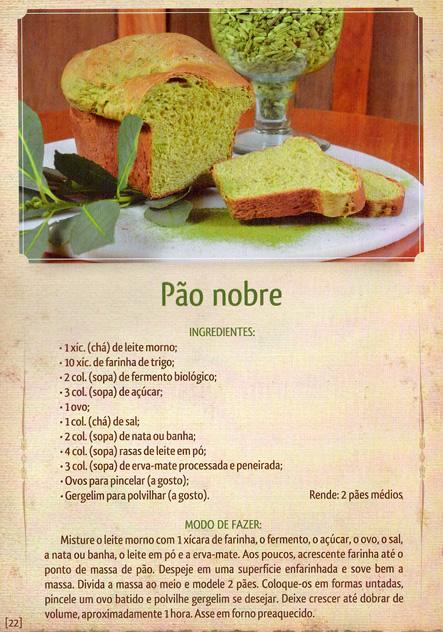 Confira as receitas derivadas de erva-mate em Cruz Machado (4)