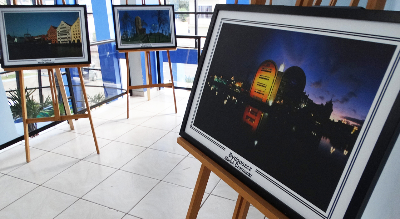 """Cruz Machado recebe exposição """"Cidades Polonesas e Seus Monumentos"""""""