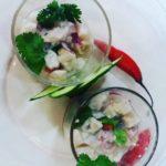 Cozinha revisitada: Ceviche
