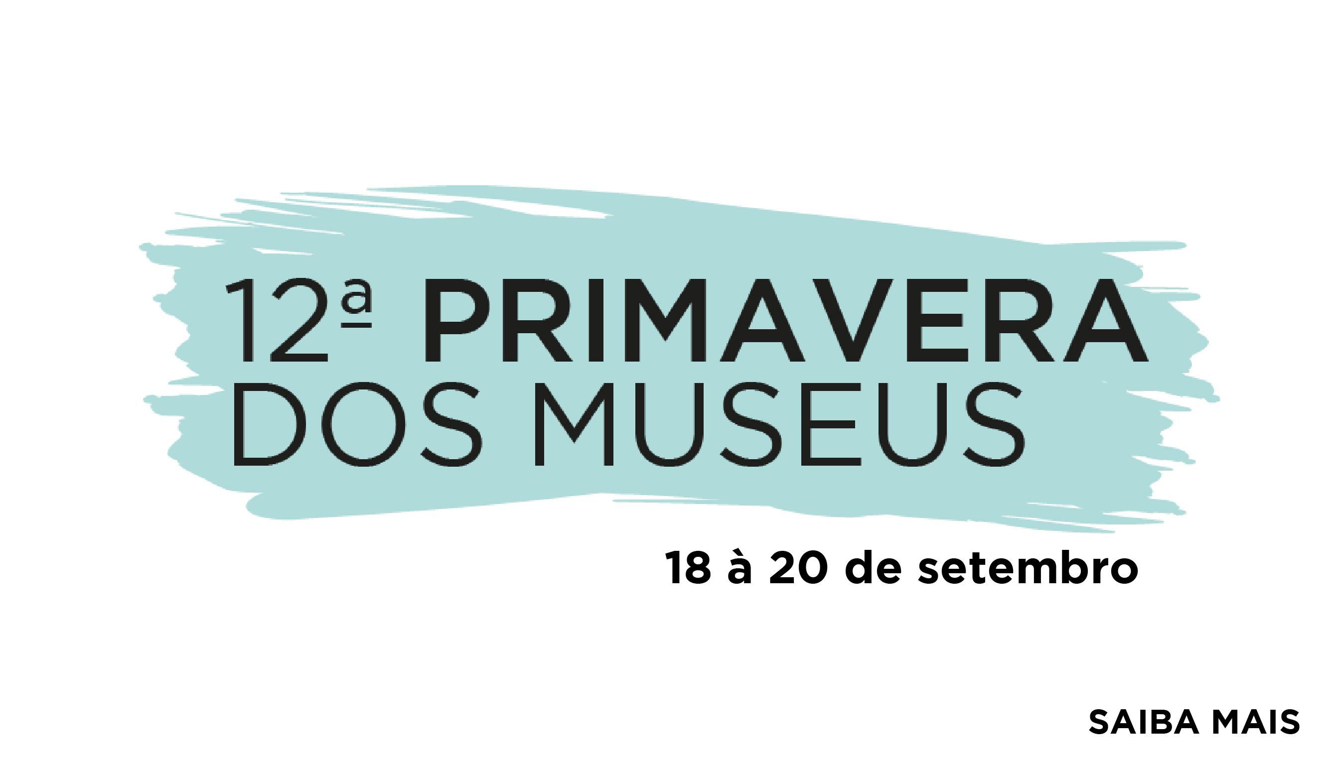 Banner Semana dos Museus