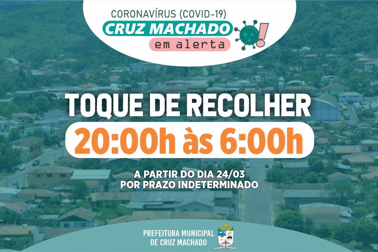 TOQUE DE RECOLHER